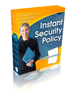 IT Security Policies PCI Package